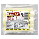 Baker Smoked String Cheese, 16 Oz (Pack of 12)
