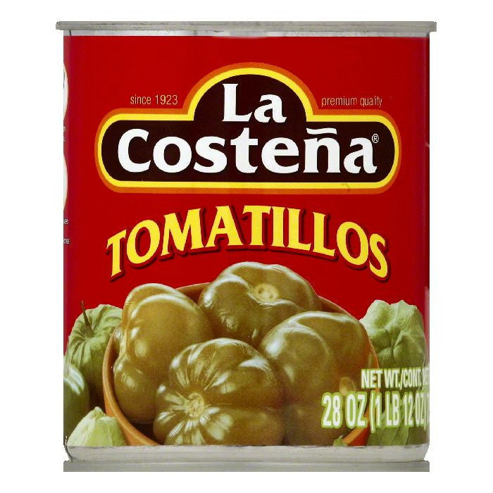 La Costena Tomatillos, 28 OZ (Pack of 12)