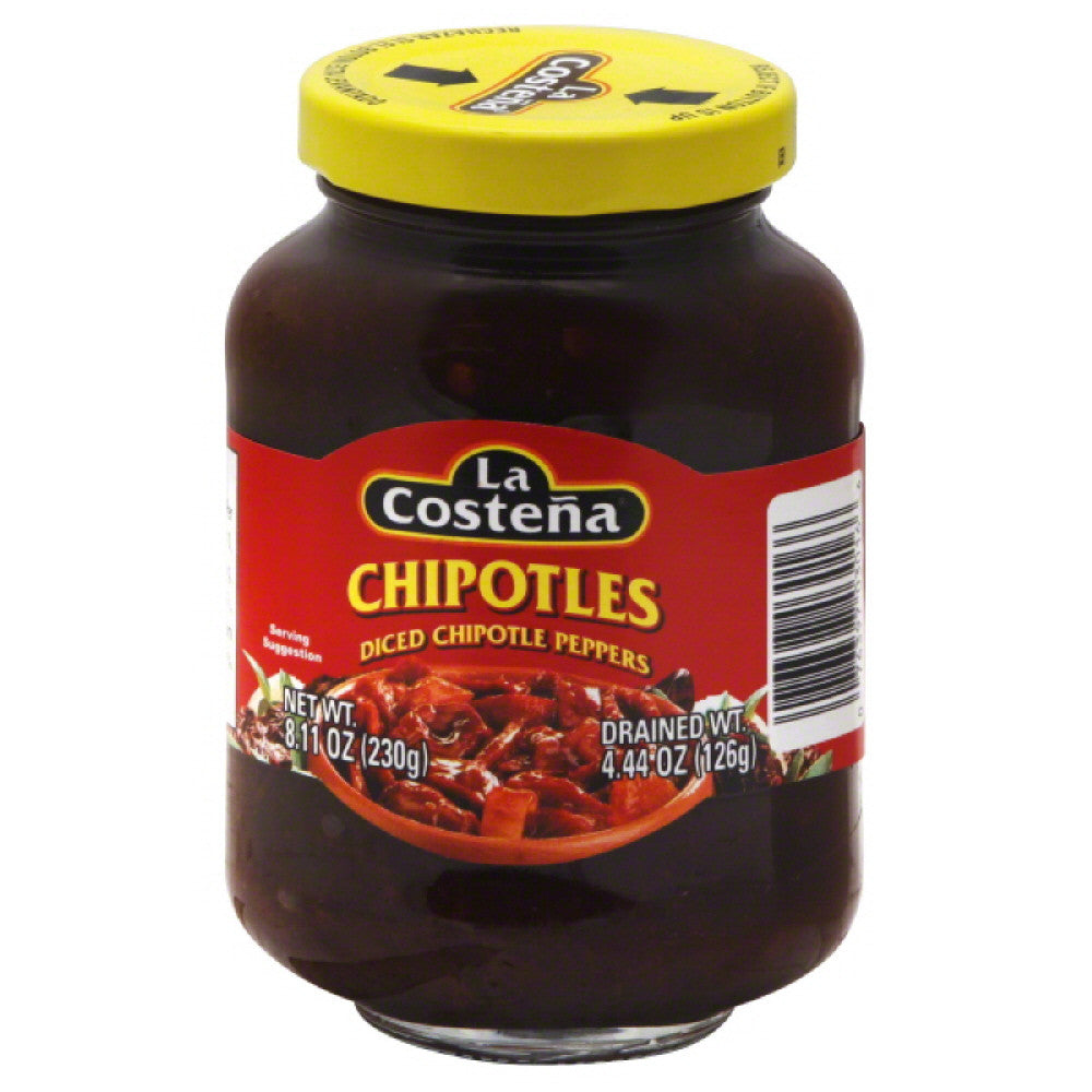 La Costena Chipotles, 8.11 Oz (Pack of 12)