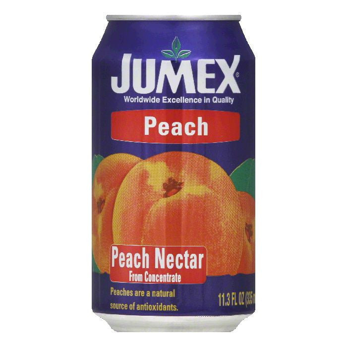 Jumex Nectar Peach, 11.3 OZ (Pack of 24)