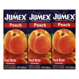 Jumex Peach Nectar, 3 ea (Pack of 8)