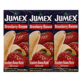 Jumex Strawberry-Banana Nectar, 3 ea (Pack of 8)