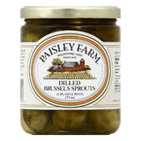 Paisley Farm Dilled Brussels Sprouts, 16 OZ (Pack of 12)