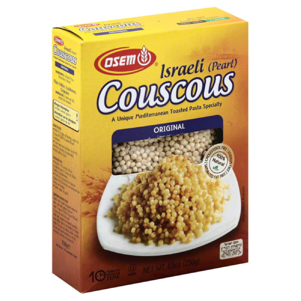 Osem Original Israeli Couscous, 8.8 Oz (Pack of 12)