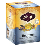 Yogi Bedtime Organic Tea Bags, 16 Bg (Pack of 6)
