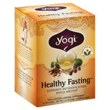 Yogi Caffeine Free Healthy Fasting Tea Bags, 16 Bg (Pack of 6)