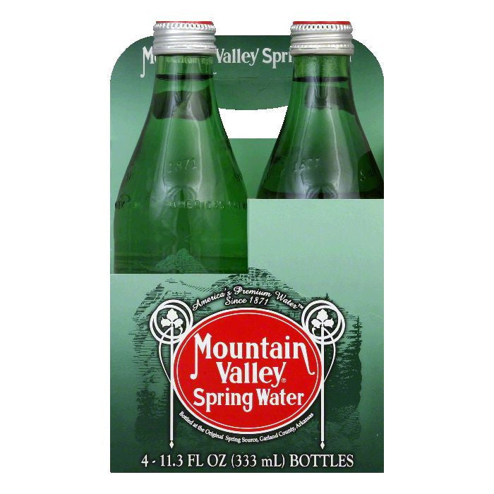 Mountain Valley Spring Water, 45.2 FO (Pack of 6)