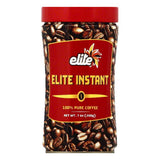 Elite Elite Instant 100% Pure Coffee, 7 OZ (Pack of 12)