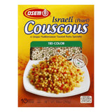 Osem Box Israel Pearl Tricolor Couscous, 8.8 OZ (Pack of 12)