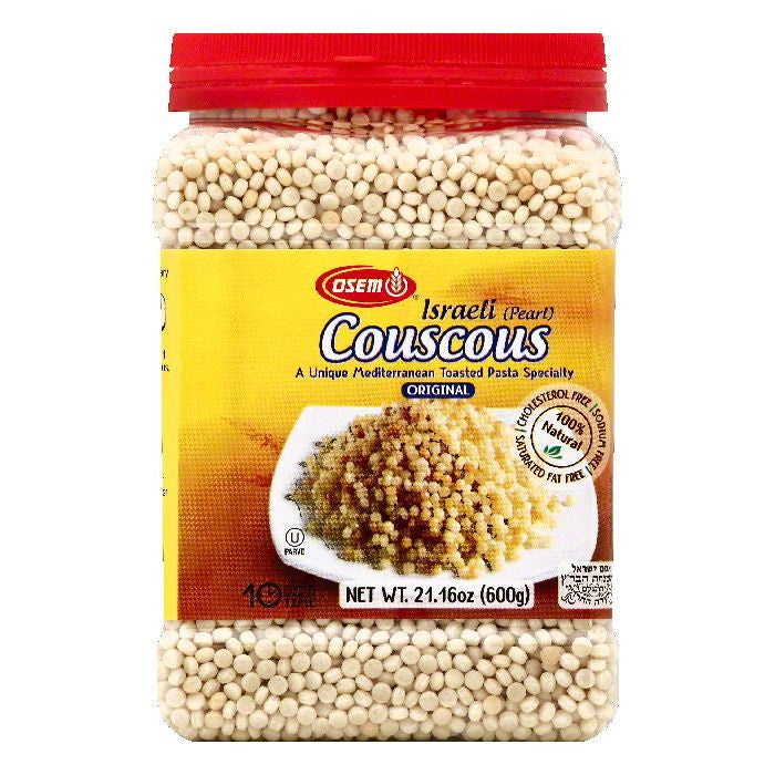 Osem Original Pearl Israeli Couscous, 21.16 OZ (Pack of 4)