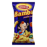Osem Bamba Peanut Snacks, 3.5 OZ (Pack of 12)