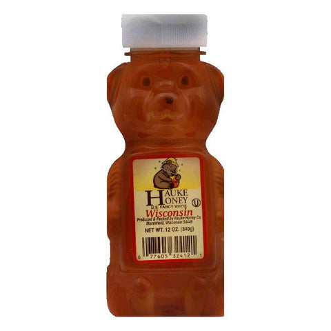Hauke Honey Bear, 12 OZ (Pack of 12)