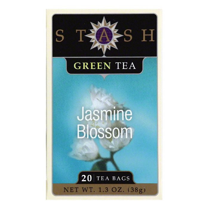 Stash Bags Jasmine Blossom Green Tea, 20 ea (Pack of 6)
