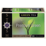 Stash Premium Green Tea Bags 20 Ct  (Pack of 6)