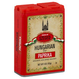 Pride of Szeged Hungarian Style Paprika, 4 Oz (Pack of 6)