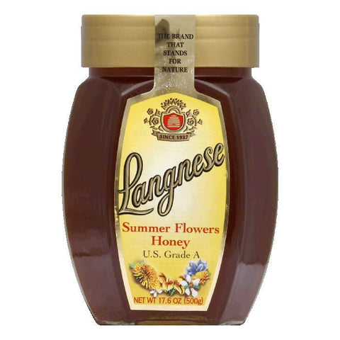 Langnese Honey, 16.75 OZ (Pack of 10)