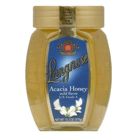 Langnese Acacia Honey, 13.13 OZ (Pack of 5)