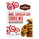 Madhava Mmm Chocolate Chip Cookie Mix, 13.8 Oz (Pack of 6)