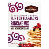 Madhava Flip For Flapjacks Pancake Mix, 16 Oz (Pack of 6)