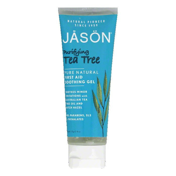 Jason Purifying Tea Tree First Aid Soothing Gel, 4 Oz