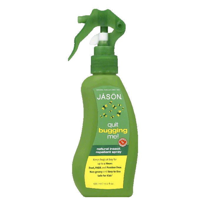 Jason Insect Repellent Spray Natural, 4.5 OZ