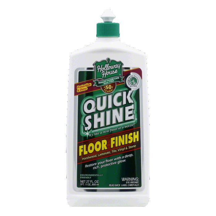 Holloway House Quick Shine, 27 OZ (Pack of 6)