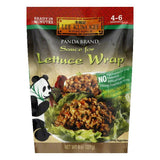 Lee Kum Kee Panda Lettuce Wrap Sauce, 8 OZ (Pack of 6)