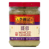 Lee Kum Kee Minced Ginger, 7.5 OZ (Pack of 12)