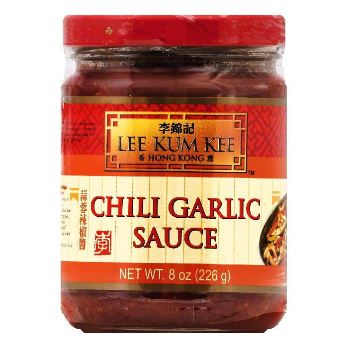 Lee Kum Kee Chili Garlic Sauce, 8 OZ (Pack of 6)