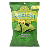 El Sabroso Guacachip Tortilla Chips, 12 OZ (Pack of 12)