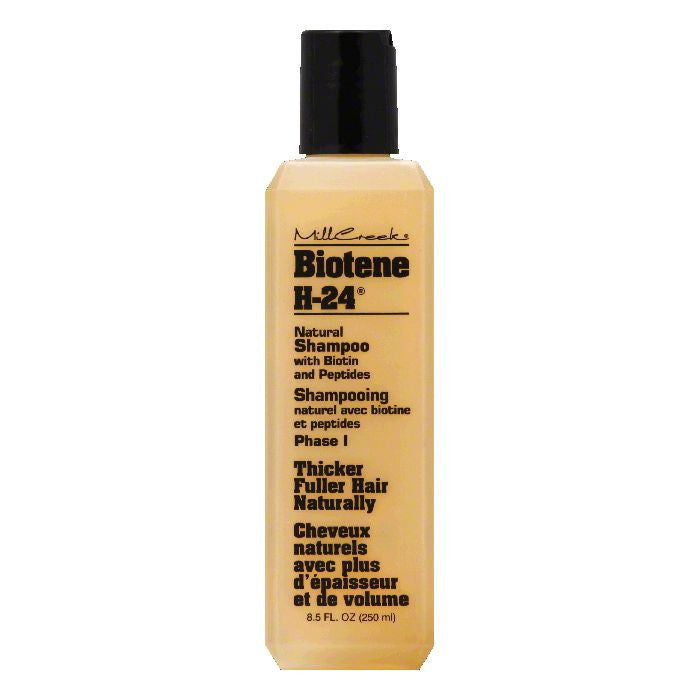 Mill Creek Botanicals Phase I Biotene H-24 Shampoo, 8.5 Oz