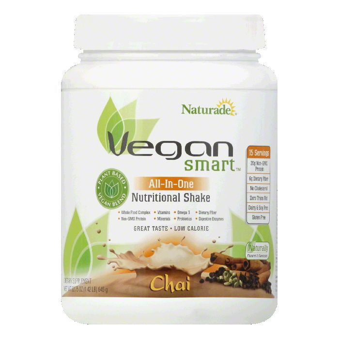 Naturade Chai All-In-One Nutritional Shake, 22.75 OZ
