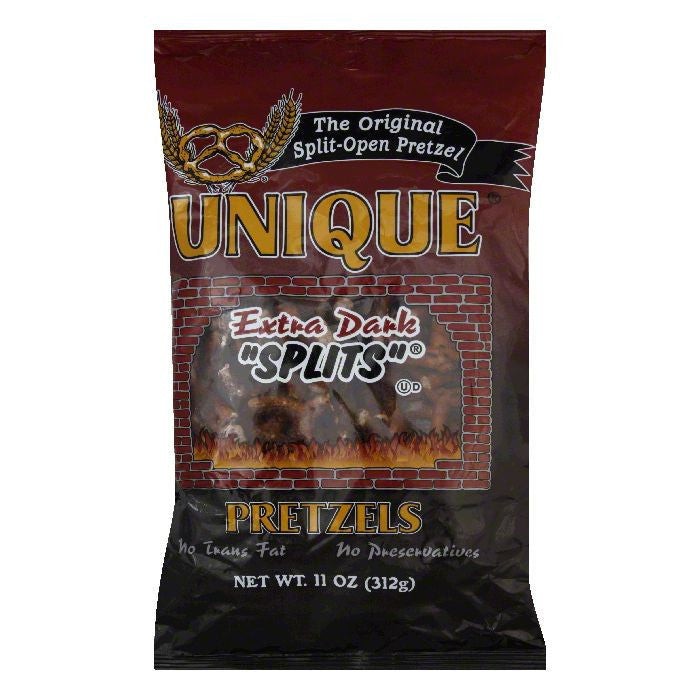 Unique Pretzel Xdark, 11 OZ (Pack of 12)