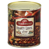 Stockmeyer Hearty Lentil Soup, 28 Oz (Pack of 12)