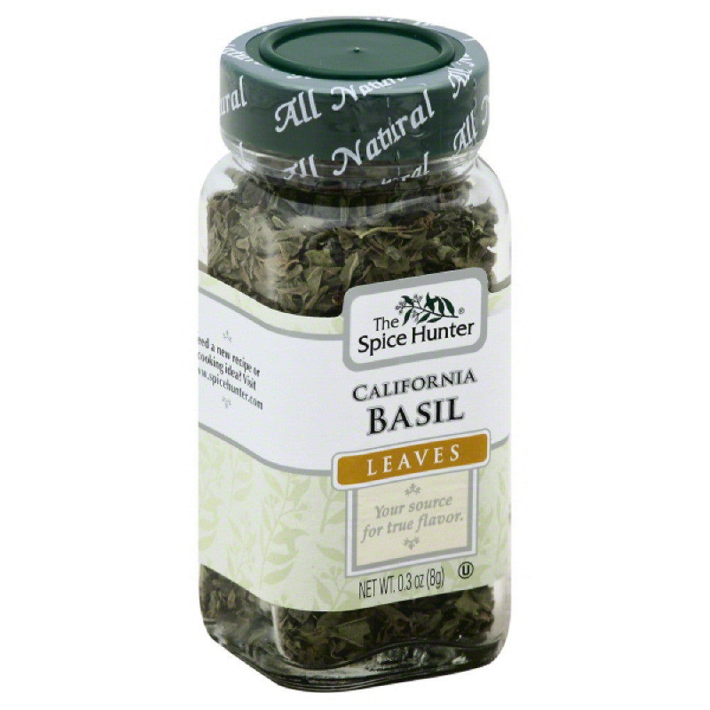 Spice Hunter Leaves California Basil, 0.3 Oz (Pack of 6)