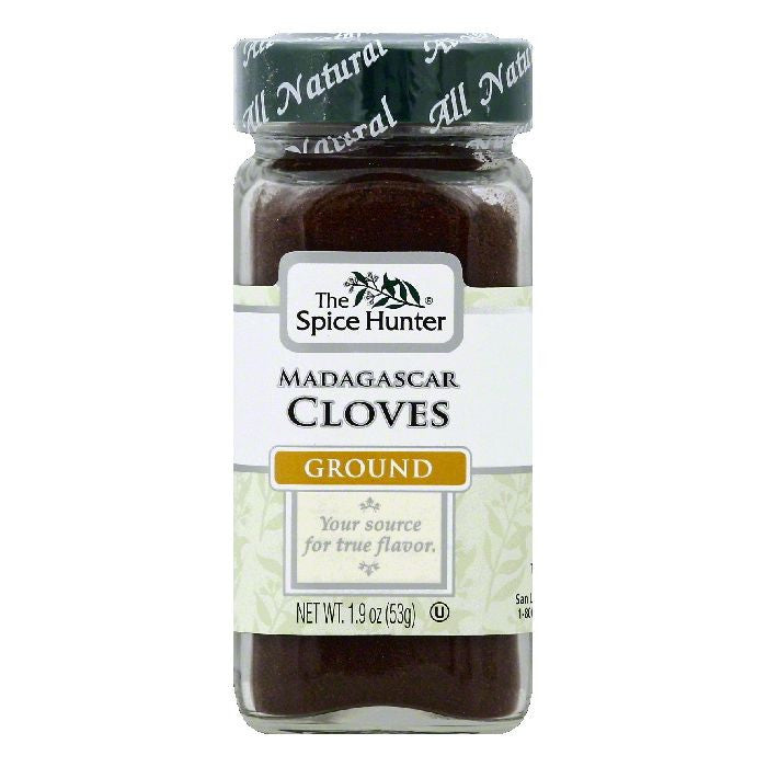 The Spice Hunter Ground Madagascar Cloves, 1.9 OZ (Pack of 6)