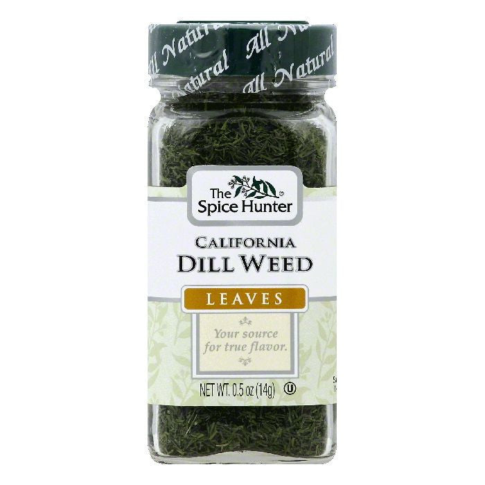 The Spice Hunter Leaves California Dill Weed, 0.5 OZ (Pack of 6)