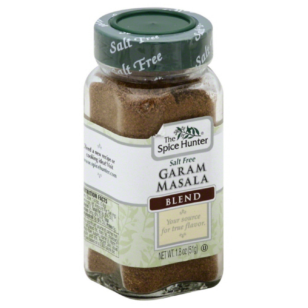 Spice Hunter Salt Free Blend Garam Masala, 1.8 Oz (Pack of 6)