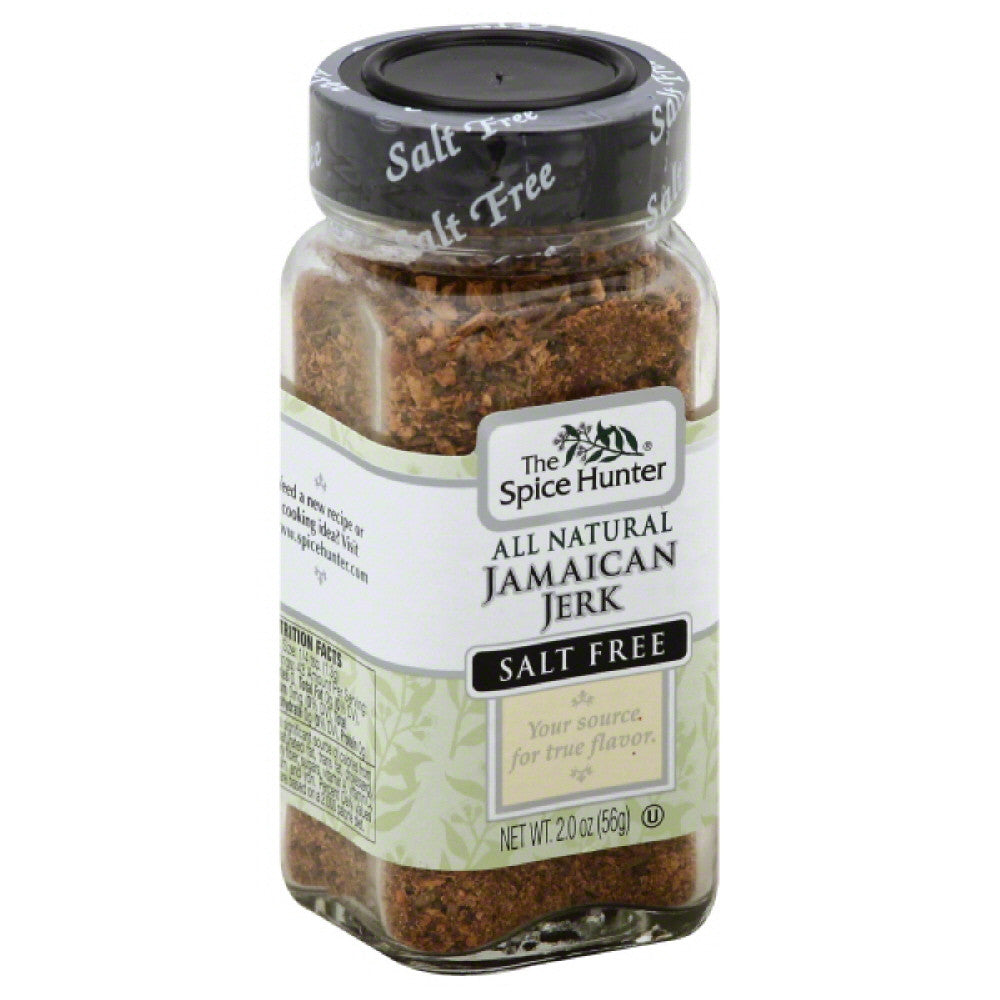 Spice Hunter Salt Free Jamaican Jerk, 2 Oz (Pack of 6)
