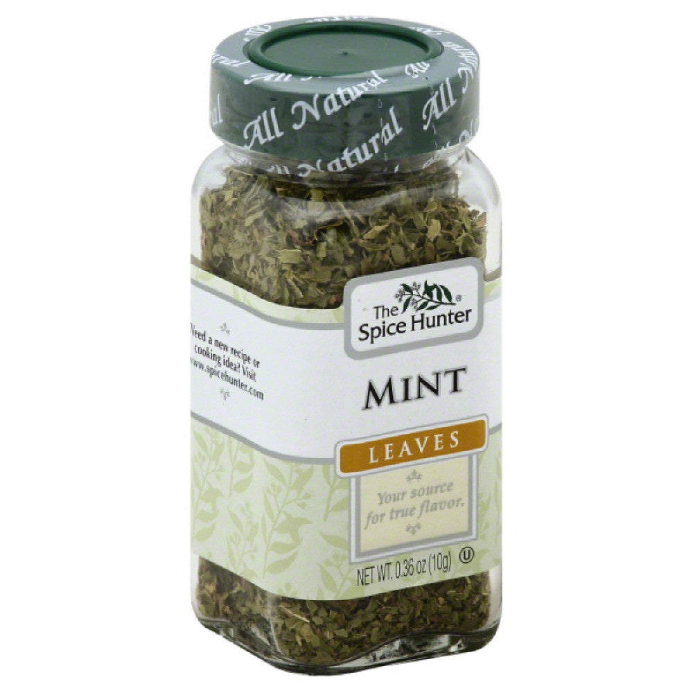 Spice Hunter Leaves Mint, 0.36 Oz (Pack of 6)