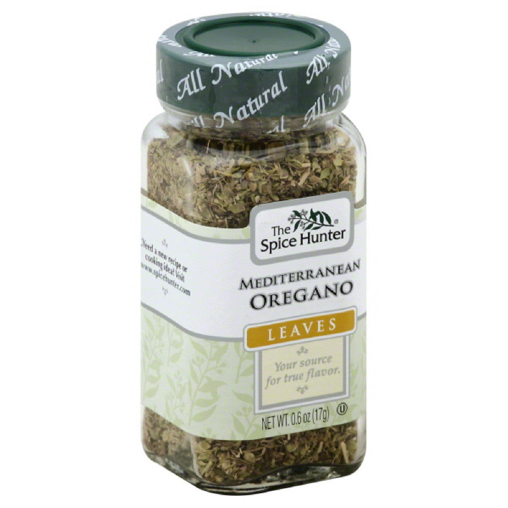 Spice Hunter Leaves Mediterranean Oregano, 0.6 Oz (Pack of 6)