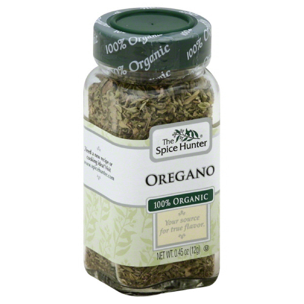 Spice Hunter 100% Organic Oregano, 0.45 Oz (Pack of 6)
