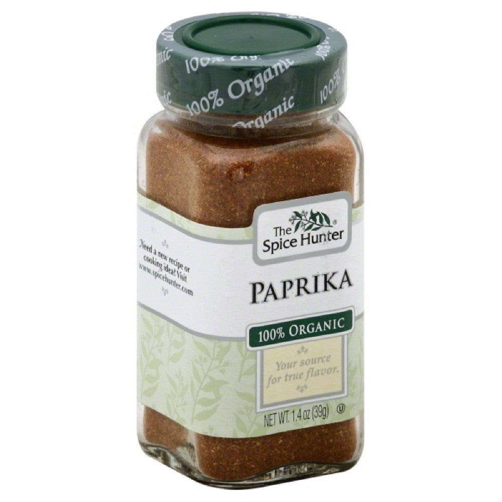 Spice Hunter 100% Organic Paprika, 1.4 Oz (Pack of 6)