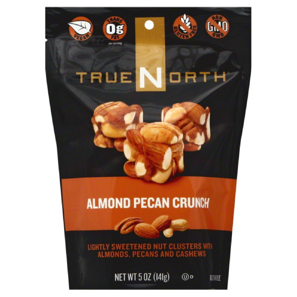 TrueNorth Almond Pecan Crunch, 5 Oz  ( Pack of  6)