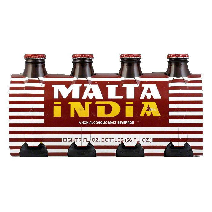 Malta India Malta India 8 pack, 56 OZ (Pack of 3)