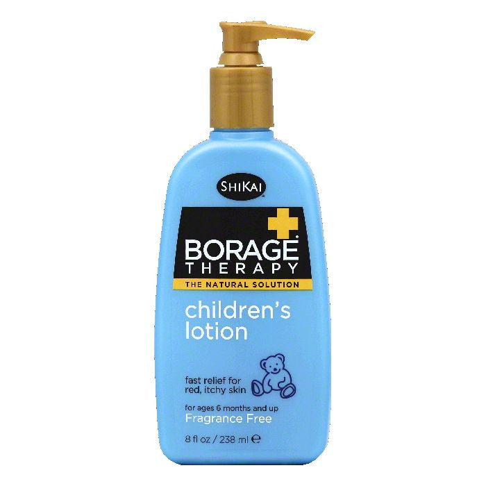 ShiKai Fragrance Free Children's Lotion, 8 OZ