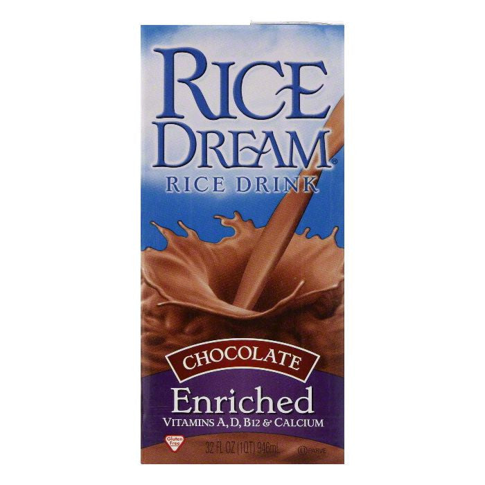 Rice Dream Chocolate Enriched , 32 FO (Pack of 12)