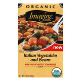 Imagine Italian Vegetable Bean Soup, 17.3 OZ (Pack of 12)