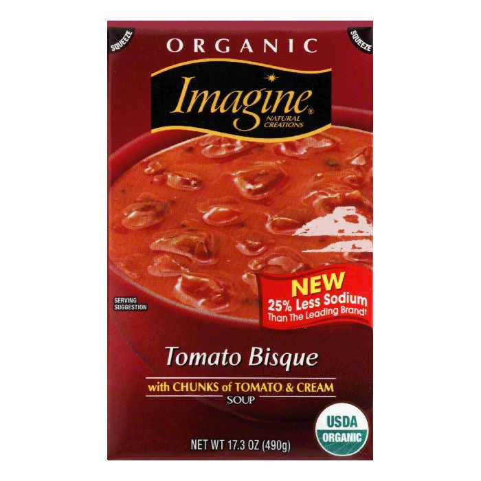 Imagine Tomato Bisque Soup, 17.3 Oz (Pack of 12)