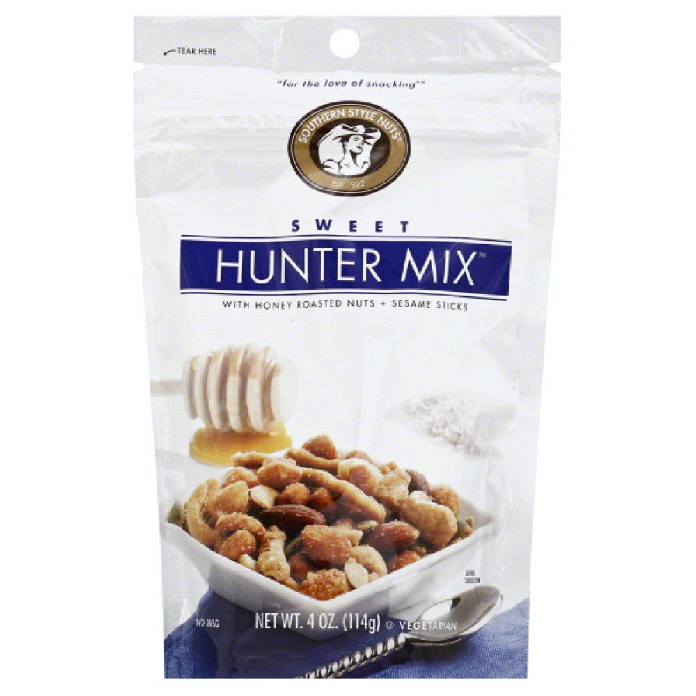 Southern Style Nuts Sweet Hunter Mix, 4 Oz (Pack of 6)